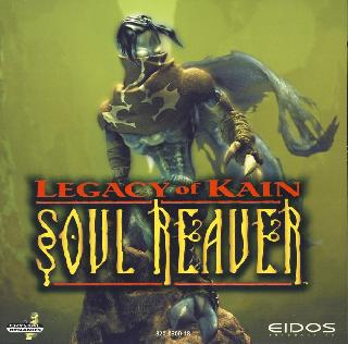 Screenshot Thumbnail / Media File 1 for Legacy of Kain - Soul Reaver (United Kingdom)