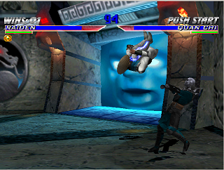 Screenshot Thumbnail / Media File 1 for Mortal Kombat Gold (United Kingdom)