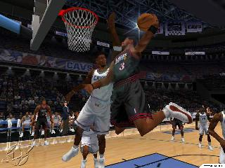 Screenshot Thumbnail / Media File 1 for NBA 2K2 (United Kingdom)