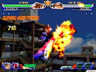 Screenshot Thumbnail / Media File 1 for Project Justice - Rival Schools 2 (United Kingdom)