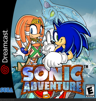 sonic adventure cdi pal