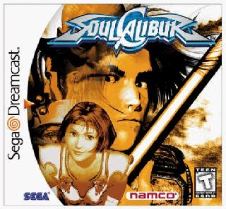 Screenshot Thumbnail / Media File 1 for Soul Calibur (Europe)(En,Fr,De,Es)