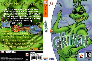 Screenshot Thumbnail / Media File 1 for Grinch, The (Europe)(En,Fr,De,It,Es)