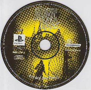 Screenshot Thumbnail / Media File 1 for Alone in the Dark - The New Nightmare (E) (Disc 1)