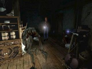 Screenshot Thumbnail / Media File 1 for Alone in the Dark - The New Nightmare (G) (Disc 2)