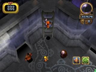 Screenshot Thumbnail / Media File 1 for Alundra 2 - A New Legend Begins (E)