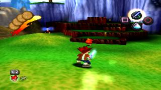 Screenshot Thumbnail / Media File 1 for Ape Escape (Demo) (E)