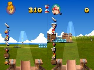 Screenshot Thumbnail / Media File 1 for Asterix Mega Madness (E)