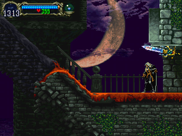 Castlevania - Symphony of the Night (E) ISO < PSX ISOs | Emuparadise