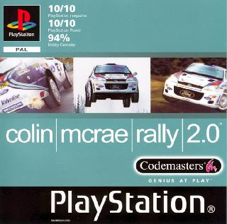 Screenshot Thumbnail / Media File 1 for Colin McRae Rally 2.0 (E)