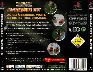 Screenshot Thumbnail / Media File 1 for Command & Conquer - Alarmstufe Rot (G) (Disc 1) (Allies Disc)