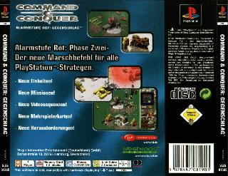 Screenshot Thumbnail / Media File 1 for Command & Conquer - Alarmstufe Rot - Gegenschlag (G) (Disc 1) (Die Alliierten)