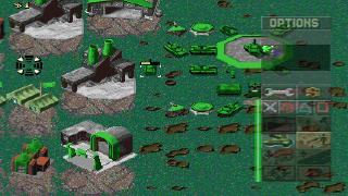 Screenshot Thumbnail / Media File 1 for Command & Conquer (E) (Disc 1) (GDI Disc)