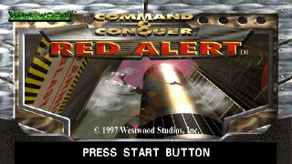 Screenshot Thumbnail / Media File 1 for Command & Conquer - Red Alert (E) (Disc 1) (Allies Disc)