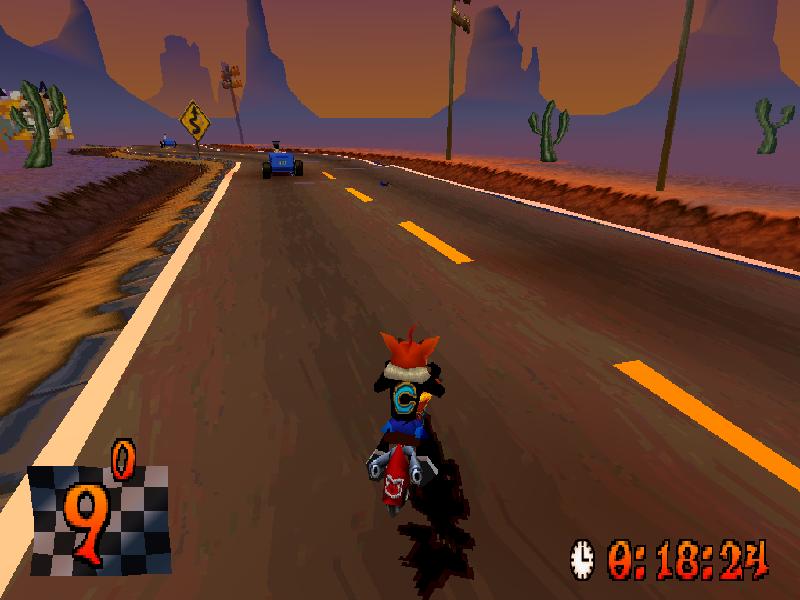 Crash Bandicoot 3 - Warped (E) ISO < PSX ISOs | Emuparadise