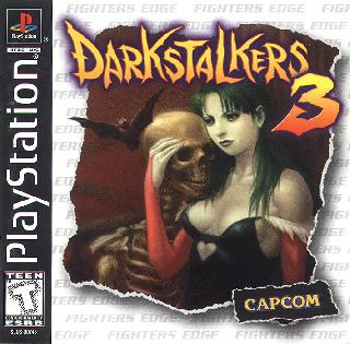 Screenshot Thumbnail / Media File 1 for Darkstalkers 3 (E)