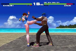 Screenshot Thumbnail / Media File 1 for Dead or Alive (E)