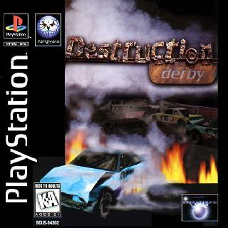 Screenshot Thumbnail / Media File 1 for Destruction Derby (E)
