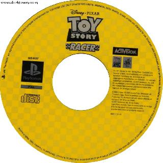 Screenshot Thumbnail / Media File 1 for Disney-Pixar's Toy Story Racer (E) (Fr,De)