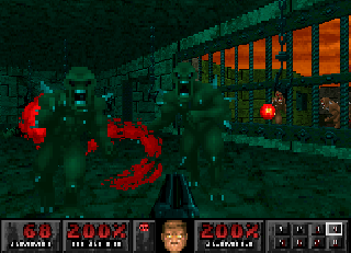Screenshot Thumbnail / Media File 1 for Doom (E)