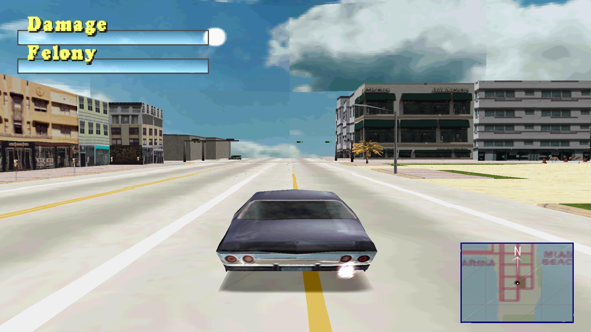 Driver Spiel