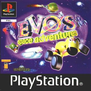 Screenshot Thumbnail / Media File 1 for Evo's Space Adventures (E)