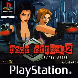 Screenshot Thumbnail / Media File 1 for Fear Effect 2 - Retro Helix (E) (Disc 1)