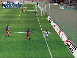 Screenshot Thumbnail / Media File 1 for FIFA 2001 (E)