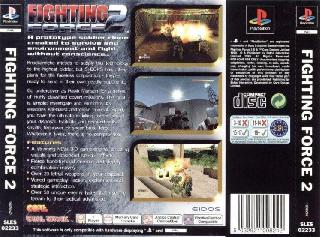 Screenshot Thumbnail / Media File 1 for Fighting Force 2 (G)