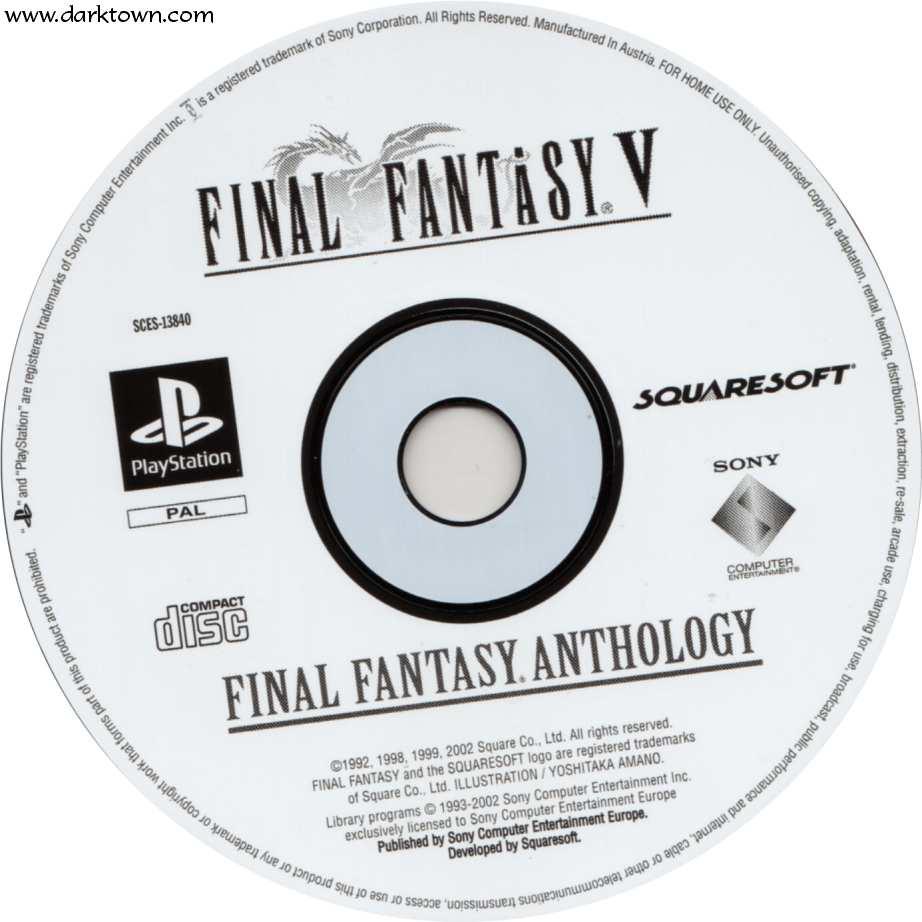 final fantasy v psp iso fr