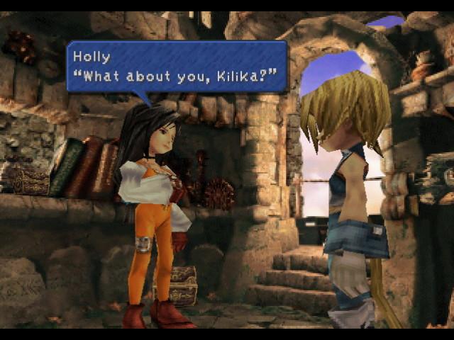 Final Fantasy IX (E) (Disc 2) ISO < PSX ISOs | Emuparadise