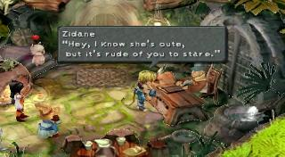 Screenshot Thumbnail / Media File 1 for Final Fantasy IX (E) (Disc 3)