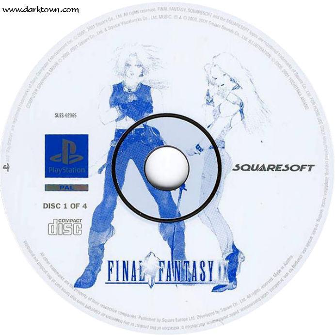 final fantasy ix disc 3