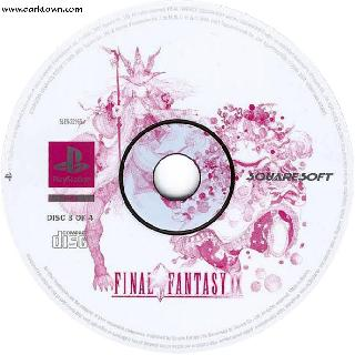 Screenshot Thumbnail / Media File 1 for Final Fantasy IX (G) (Disc 3)