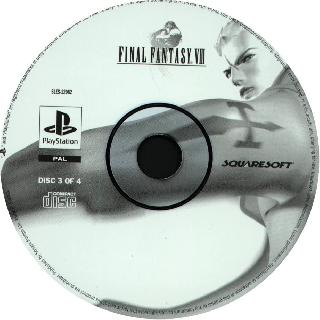 Screenshot Thumbnail / Media File 1 for Final Fantasy VIII (G) (Disc 3)