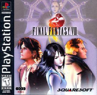 Screenshot Thumbnail / Media File 1 for Final Fantasy VIII (S) (Disc 1)