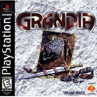 Screenshot Thumbnail / Media File 1 for Grandia (E) (Disc 1)