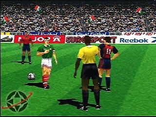 Screenshot Thumbnail / Media File 1 for International Superstar Soccer Pro (E) (v1