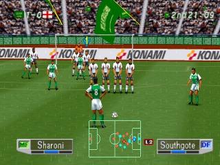 Screenshot Thumbnail / Media File 4 for International Superstar Soccer Pro (E) (v1