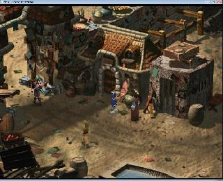 Screenshot Thumbnail / Media File 1 for Legend of Dragoon, The (E) (Disc 4)