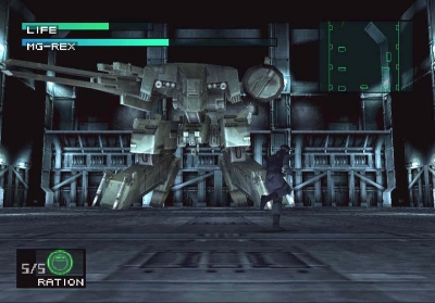 Metal Gear Solid (E) (Disc 2) ISO < PSX ISOs | Emuparadise