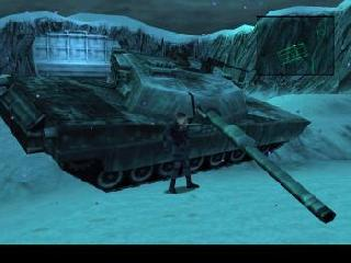 Screenshot Thumbnail / Media File 1 for Metal Gear Solid (G) (Disc 1)