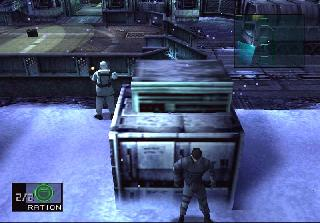 Screenshot Thumbnail / Media File 1 for Metal Gear Solid (G) (Disc 2)
