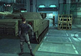 Screenshot Thumbnail / Media File 1 for Metal Gear Solid (I) (Disc 2)