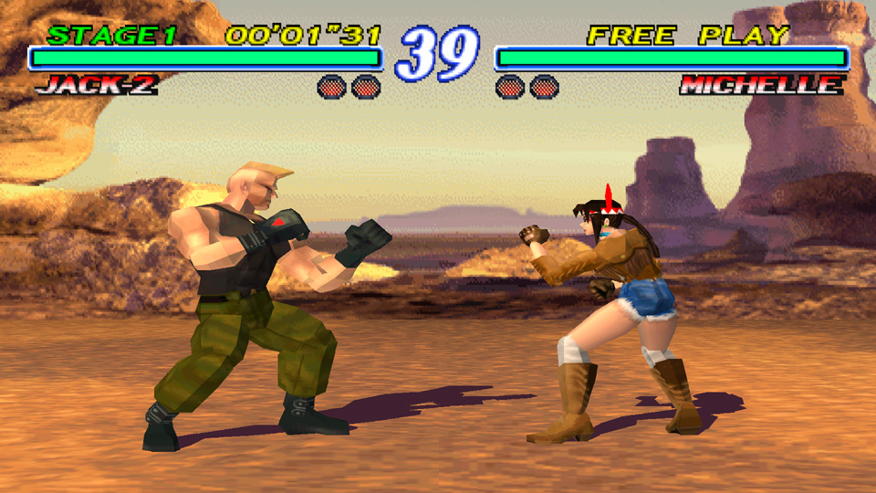 Image result for Tekken 2