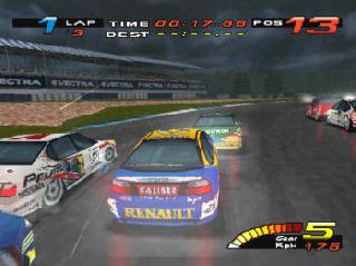 Screenshot Thumbnail / Media File 1 for TOCA - Touring Car Championship (E) (v1.1)