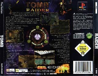 Screenshot Thumbnail / Media File 1 for Tomb Raider (G) (EDC)