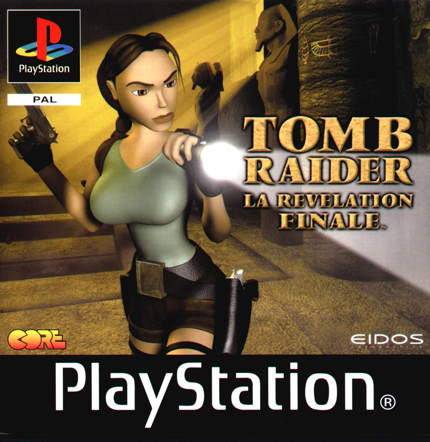 Tomb Raider The Last Revelation E Iso Psx Isos Emuparadise