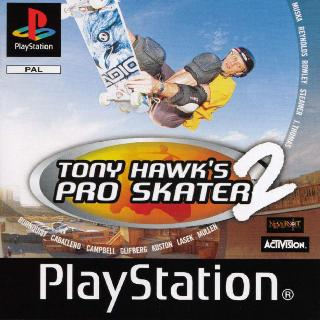 Screenshot Thumbnail / Media File 1 for Tony Hawk's Pro Skater 2 (G)