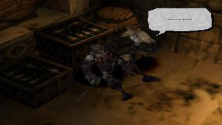 Screenshot Thumbnail / Media File 1 for Vagrant Story (G)